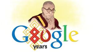 #DalaiLamaDoodle